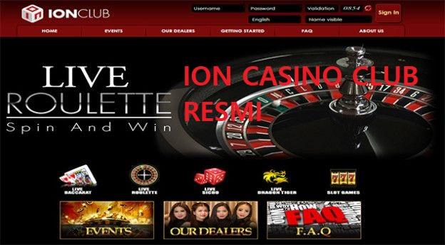 Keunggulan Laman Ion Casino Paling Dicari !